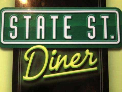 State St. Diner Logo